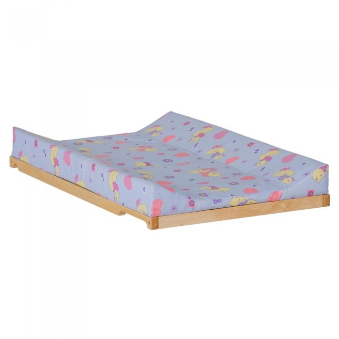 Накладки для пеленания Гном Накладка для пеленания на кроватку 80х50