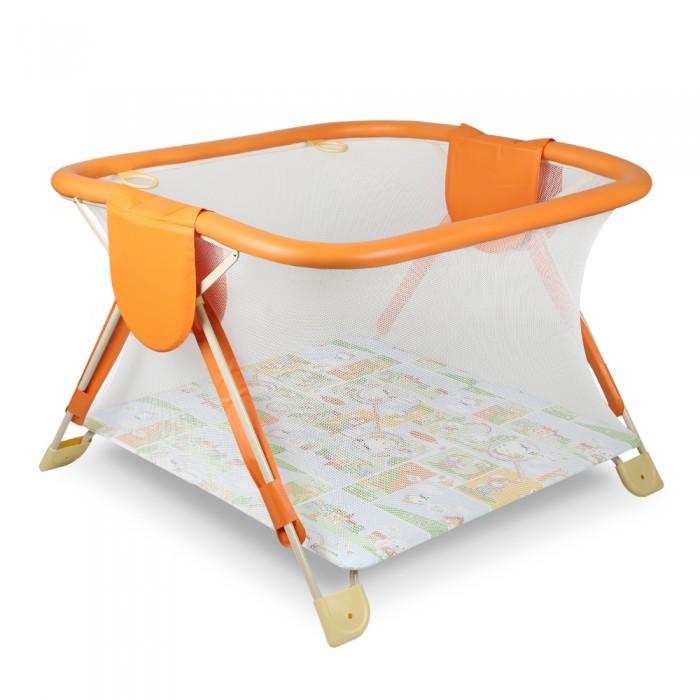 Манеж Globex КнижкаКнижкаМанеж Globex Книжка   Большой квадратный манеж, просторный для ребенка и очень компактный в сложенном виде. Легко складывается одной рукой, в сложенном виде устойчив.  В манеже ребенок находится в безопасности и может самостоятельно играть, ползать и учиться ходить. мягкий поручень и дно, обтянутые яркой пленкой боковые стенки сетчатые 4 ручки-кольца, для того, чтобы ребенок мог самостоятельно вставать легко складывается, в сложенном виде занимает мало места  Внимание! Расцветки могут отличаться от представленных на фото!<br>