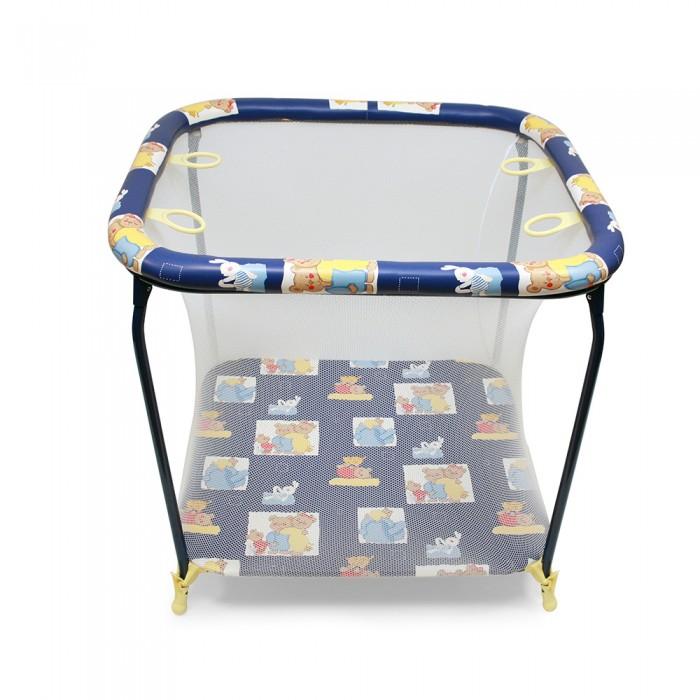Манеж Globex КвадратКвадратМанеж Globex Квадрат  Манеж предназначен для детей в возрасте от 5-6 месяцев. В манеже ребенок находится в безопасности и может самостоятельно играть, ползать и учиться ходить.  Особенности: мягкий поручень и дно, обтянутые яркой пленкой боковые стенки сетчатые 4 ручки-кольца, для того, чтобы ребенок мог самостоятельно вставать легко складывается, в сложенном виде занимает мало места обивка манежа выполнена из специальной полиэтиленовой пленки, изготовленной из специального пищевого полиэтилена, легко моется, достаточно прочная, приятная на ощупь.  Размер в разложенном виде (ДхШхВ): 80 х 80х 78 см (размер по основанию манежа) Длина сторон манежа по верхнему краю 96 см Вес: 12 кг  Внимание! Рисунок манежа может отличаться от представленного на фото!<br>