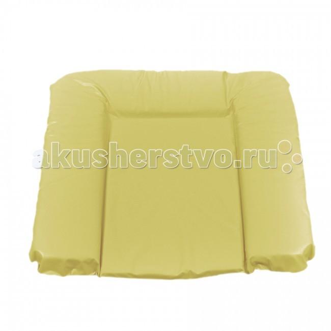 Накладки для пеленания Globex Накладка для пеленания на комод 82х72 манеж globex 1101 классик yellow