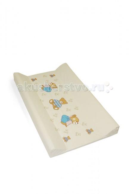 Накладки для пеленания Globex Накладка для пеленания Параллель 82х54 накладки для пеленания candide накладка для пеленания comfort 70х50