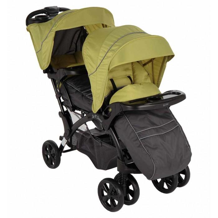 Купить Коляски для двойни и погодок, Glory Прогулочная коляска для двойни Sit N Stand