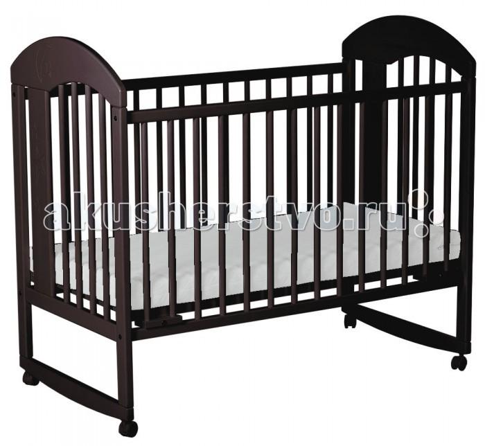 Детские кроватки Гном Луна качалка