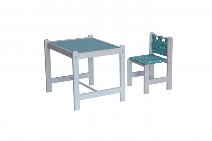 Детские столы и стулья Гном Набор игровой мебели Pixy