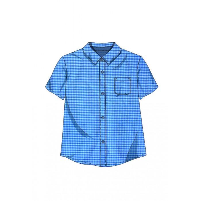 Детская одежда , Блузки и рубашки Goldy Рубашка для мальчика 872.042.581 арт: 509466 -  Блузки и рубашки