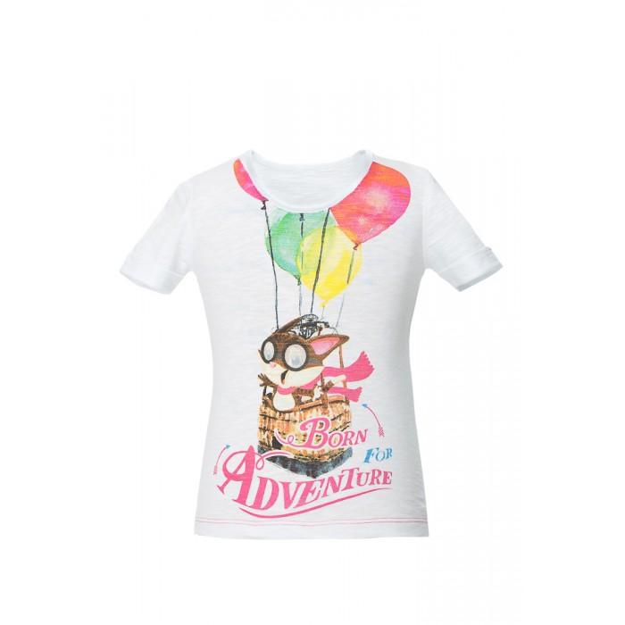Футболки и топы Goldy Футболка для девочки 780.002.602 футболки и топы goldy футболка для мальчика 673 093 601