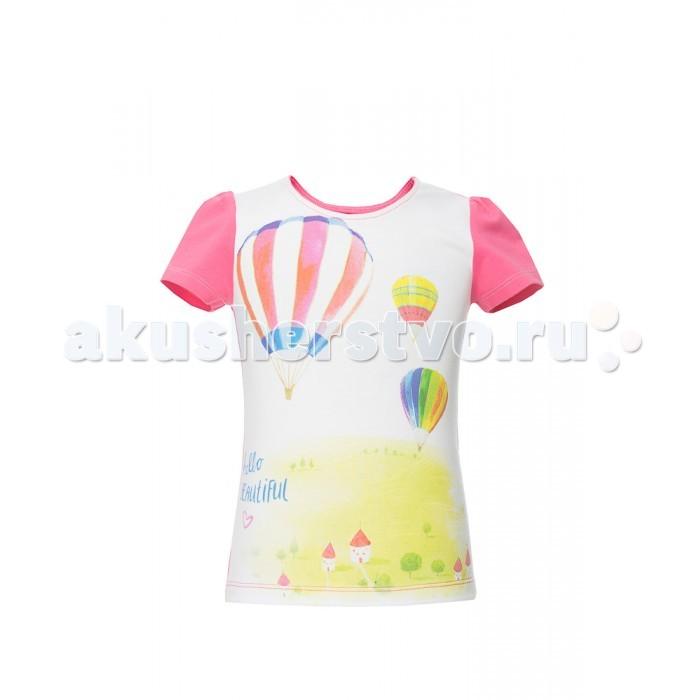 Футболки и топы Goldy Футболка для девочки 780.003.602 футболки и топы goldy футболка для мальчика 673 093 601