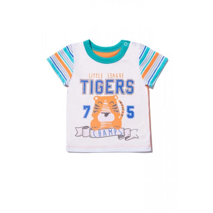 Футболки и топы Goldy Футболка для мальчика 721.035.061 футболки и топы goldy футболка для мальчика 673 093 601