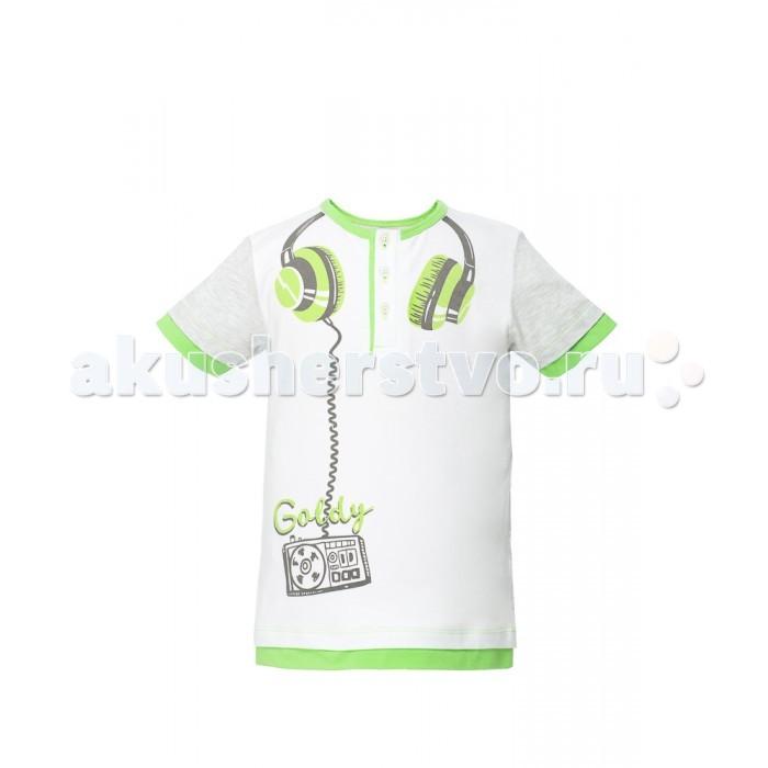 Футболки и топы Goldy Футболка для мальчика 780.034.601 футболки и топы goldy футболка для мальчика 673 093 601