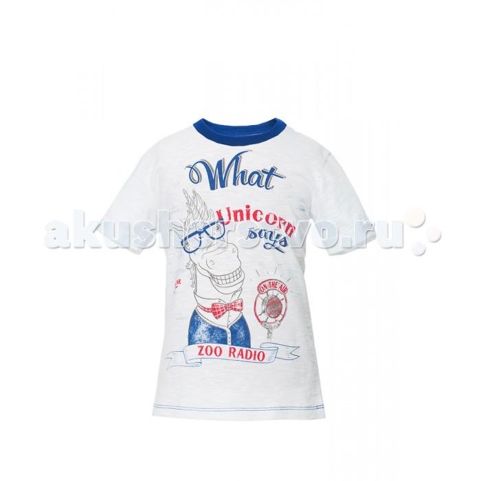 Футболки и топы Goldy Футболка для мальчика 780.037.601 футболки и топы goldy футболка для мальчика 673 093 601
