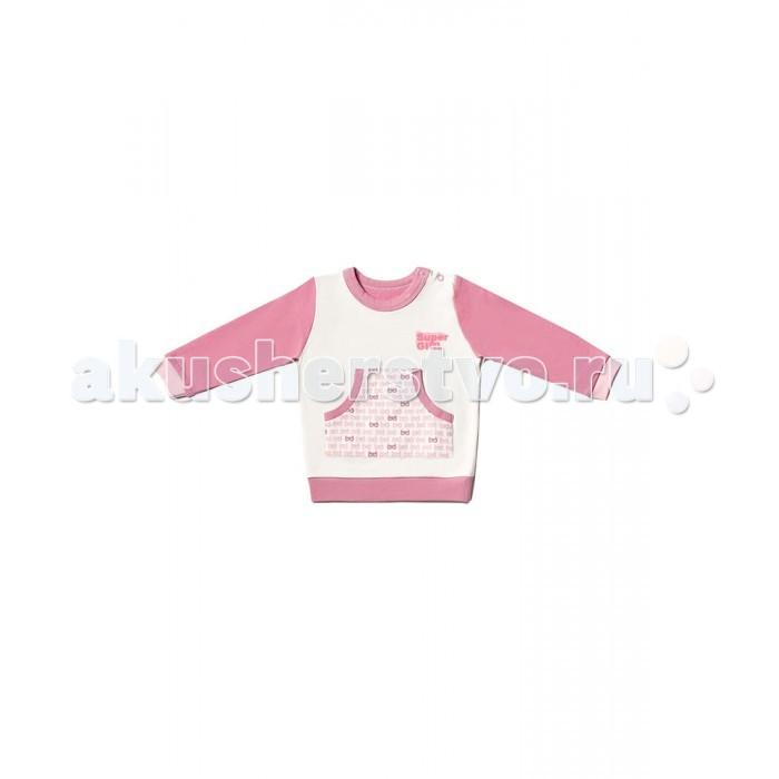 Толстовки, свитшоты, худи Goldy Кофточка для девочки Супергерои 624.008.062 goldy mama свитшоты толстовки