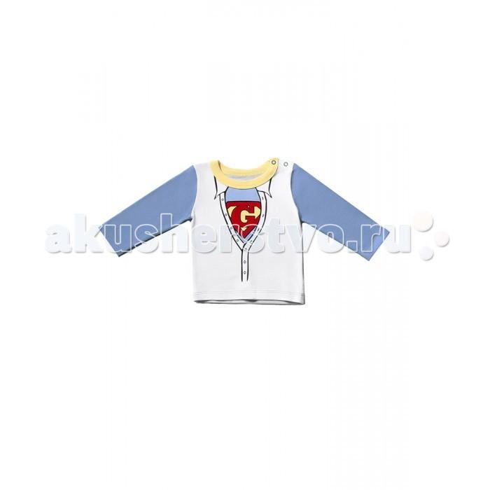 Распашонки и кофточки Goldy Кофточка для мальчика Супергерои 624.040.061