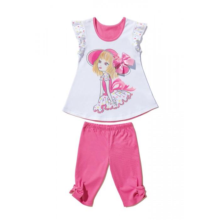 Купить Комплекты детской одежды, Goldy Комплект для девочки (туника и леггинсы) 780.024.522