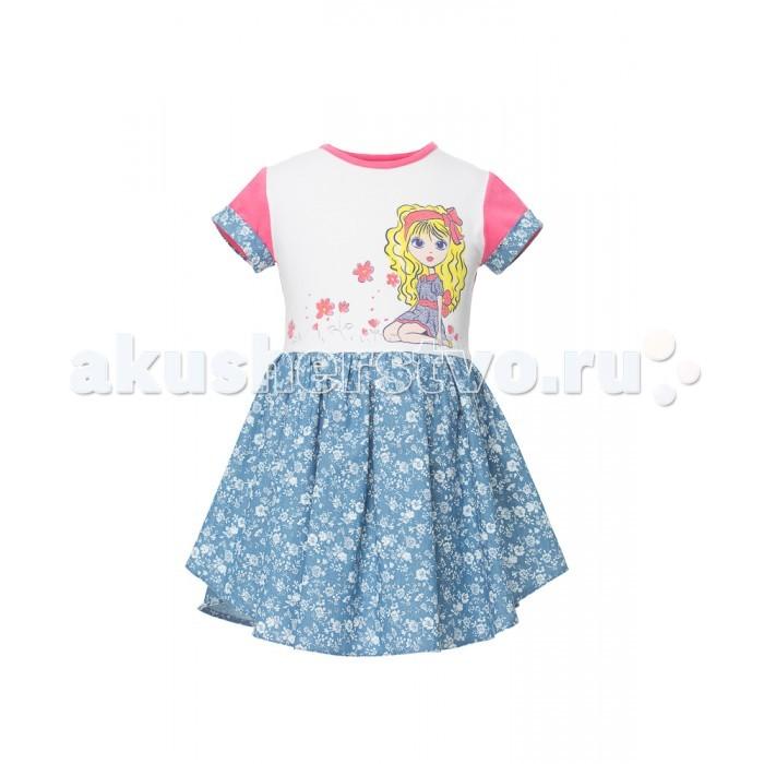 Детские платья и сарафаны Goldy Платье для девочки 780.016.542