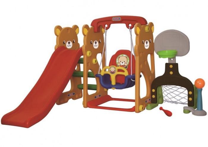 Gona Toys Игровая зона Мишка