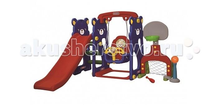 Летние товары , Игровые комплексы Gona Toys Игровая зона Мишка арт: 342525 -  Игровые комплексы