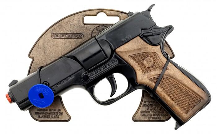 Gonher Полицейский пистолет на 8 пистонов