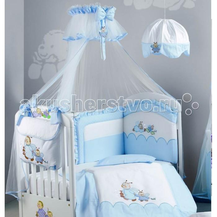 Балдахины для кроваток Roman Baby Lucciole с держателем постельное белье roman baby lucciole 3 предмета