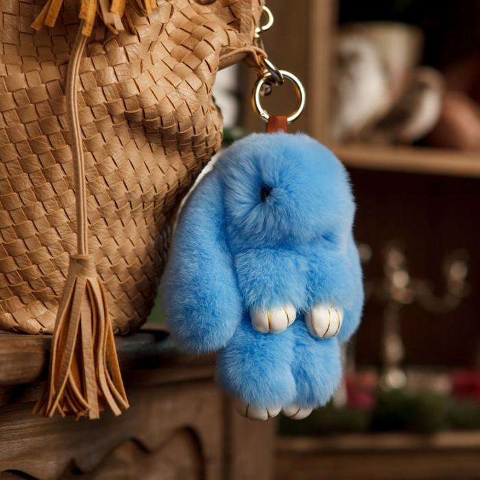 Мягкие игрушки Good Mood Кролик-брелок мобильные телефоны купить китае даром