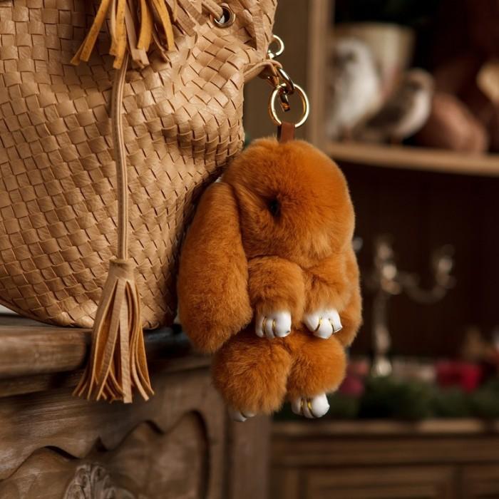 Мягкие игрушки Good Mood Кролик-брелок игрушка deglingos кролик lapinos брелок deglingos