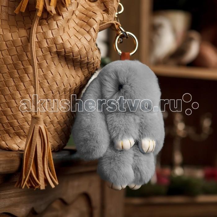 Мягкие игрушки Good Mood Кролик-брелок брелок qi chun xinjing кролик lime rv405