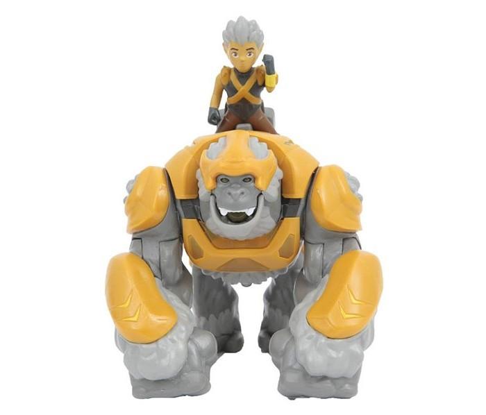 Картинка для Игровые фигурки Gormiti Фигура героя 7 см с чудовищем 15 см