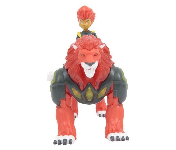 Купить Игровые фигурки, Gormiti Фигура героя 7 см с чудовищем 15 см