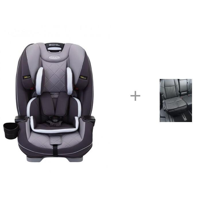 Группа 0-1-2 (от 0 до 25 кг) Graco Slimfit LX и чехол под детское кресло малый АвтоБра группа 1 2 от 9 до 25 кг esspero travel rs с чехлом под детское кресло автобра