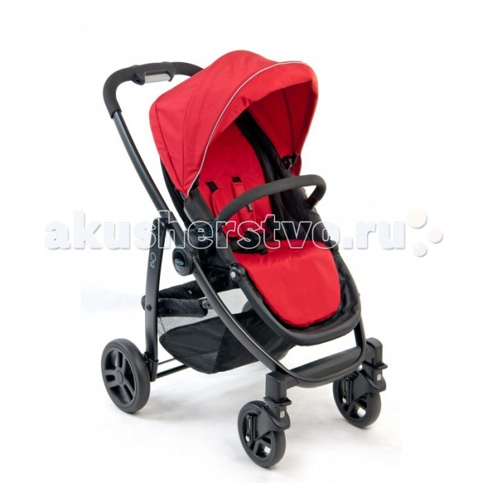 Прогулочные коляски Graco Evo коляска graco graco прогулочная коляска mirage w parent tray and boot jaffa stripe