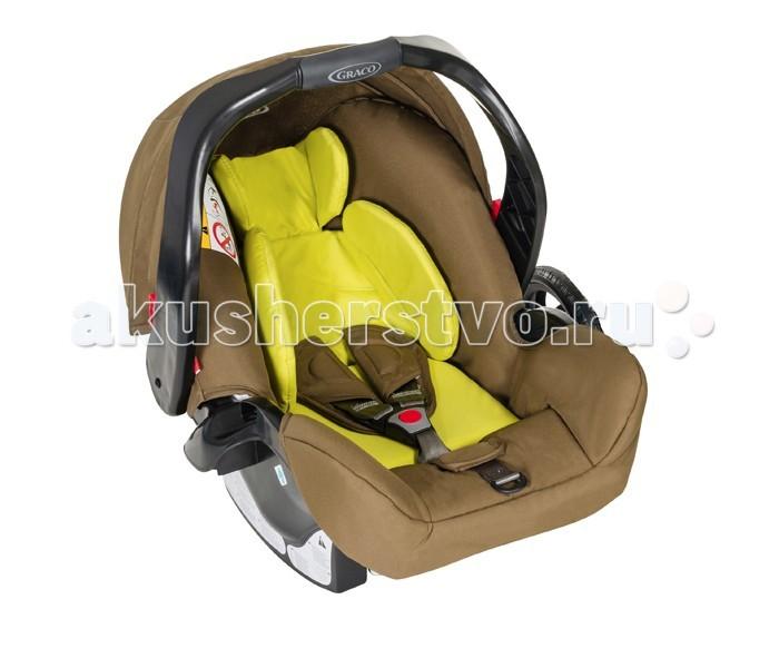Автокресло Graco Junior Baby HighendJunior Baby HighendАвтокресло Junior Baby Highend от бренда Graco обеспечит малышу безопасность и комфорт высшего класса при любых поездках на автомобиле.   Кресло надежно крепится на специальное основание. Имеются индикаторы наклона, которые показывают правильное размещение малыша, а также есть ремни безопасности, которые крепятся в трех точках.   Автокресло Junior Baby Highend отличается еще и такой особенностью - кресло совместимость со многими колясками Graco, поэтому теперь можно не беспокоить малыша при переносе из коляски в машину.   Съемный чехол изготовлен из материала, пригодного для машинной стирки. Еще кресло порадует такими удобствами, как ручка для переноса, мягкая боковая защита от ударов и даже солнцезащитный козырек.  Особенности: благодаря установке на основание Junior Baby исключается риск неправильного крепления индикатор наклона для подтверждения правильного размещения (показывает правильное и безопасное размещение малыша) надежная ручка для переноски: 2 кнопки управления быстрая регулировка крепления мягкая накладка на ручке съёмный чехол подушка с мягкой прокладкой для новорожденного<br>