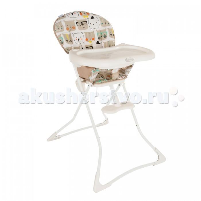 Стульчик для кормления Graco Tea-Time Highchair
