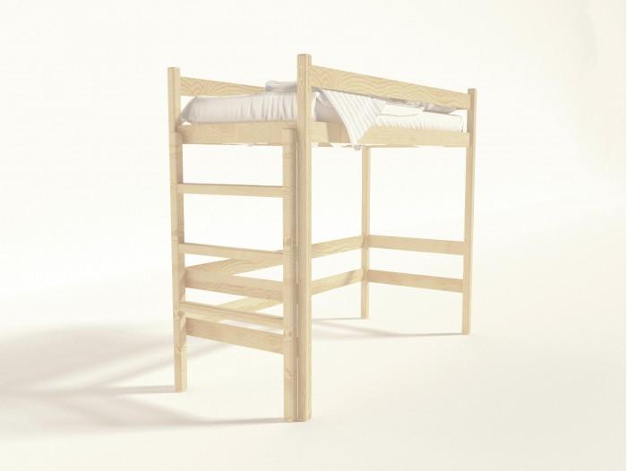 Кровати для подростков Green Mebel чердак Л1 160х70 детские кровати 160х70 см