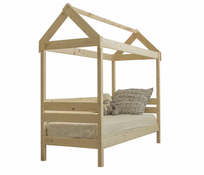 Кровати для подростков Green Mebel Домик 70х160 см