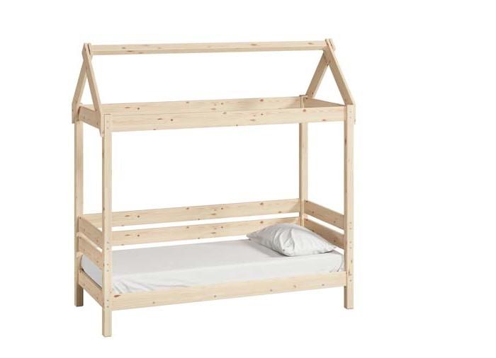 Кровати для подростков Green Mebel Домик 70х190 см