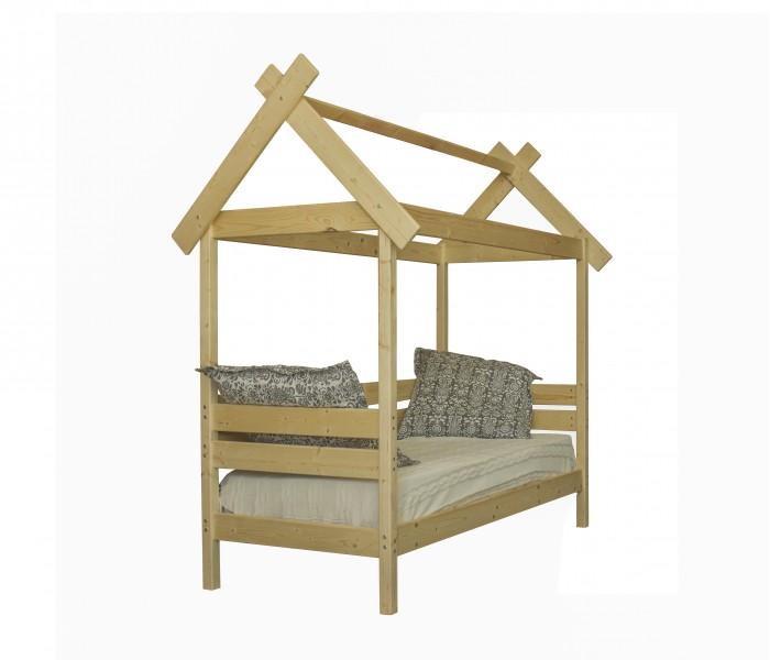 Кровати для подростков Green Mebel Избушка 70х190 см
