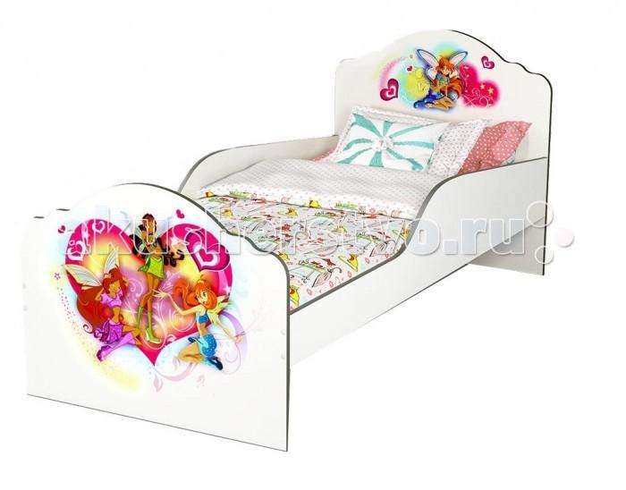 Детская кроватка Grifon Style Elegance базовая 160х80 см