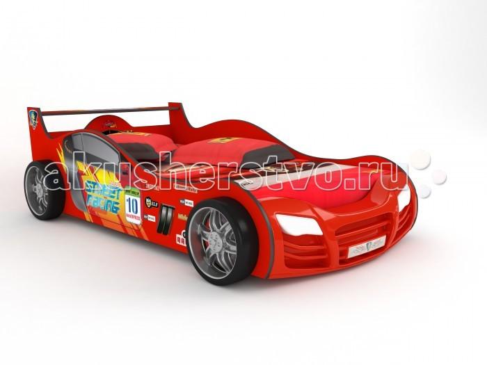 Детские кроватки Grifon Style Машина R 800 с подсветкой