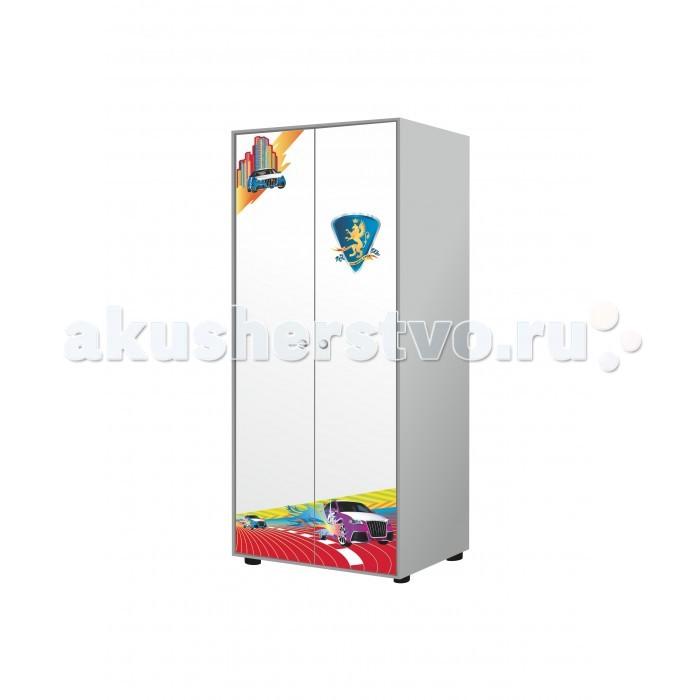 Шкафы Grifon Style Двустворчатый R800 шкаф для одежды ш 14 э