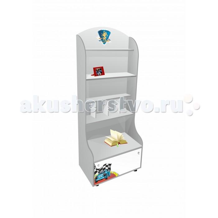 Детская мебель , Шкафы Grifon Style Стеллаж R800 арт: 278122 -  Шкафы