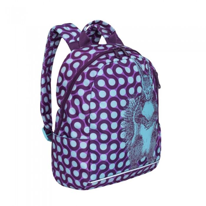 Купить Школьные рюкзаки, Grizzly Рюкзак молодежный RD-830-2