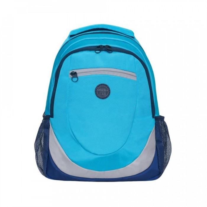 Купить Школьные рюкзаки, Grizzly Рюкзак молодежный RD-953-1