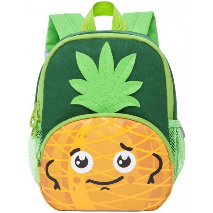 Школьные рюкзаки Grizzly Рюкзак Ананас