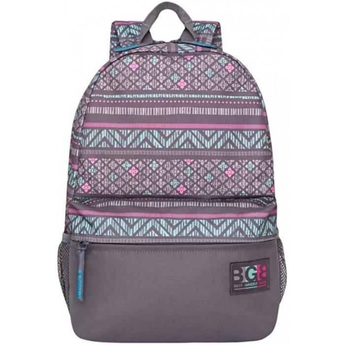 школьные рюкзаки Школьные рюкзаки Grizzly Рюкзак Геометрия