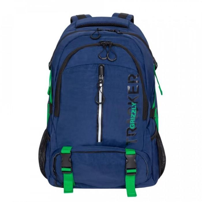 Школьные рюкзаки Grizzly Рюкзак молодежный RQ-905-1
