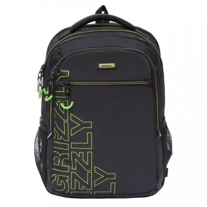 Купить Школьные рюкзаки, Grizzly Рюкзак молодежный RU-922-2