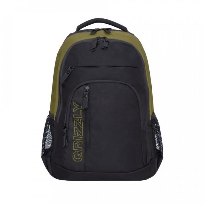 Купить Школьные рюкзаки, Grizzly Рюкзак молодежный RU-925-1