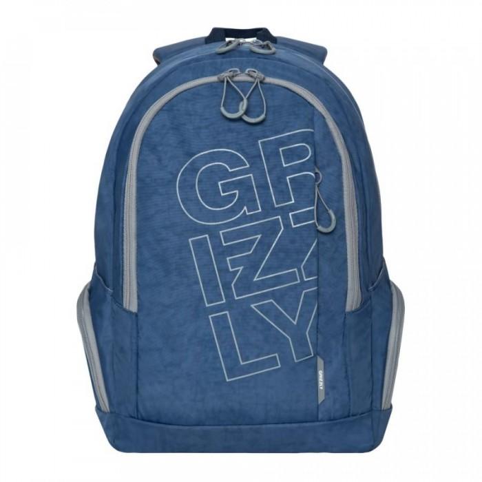 Купить Школьные рюкзаки, Grizzly Рюкзак молодежный RU-934-7