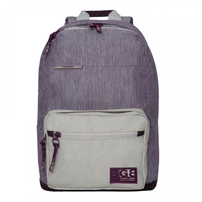 Школьные рюкзаки Grizzly Рюкзак молодежный RX-941-3