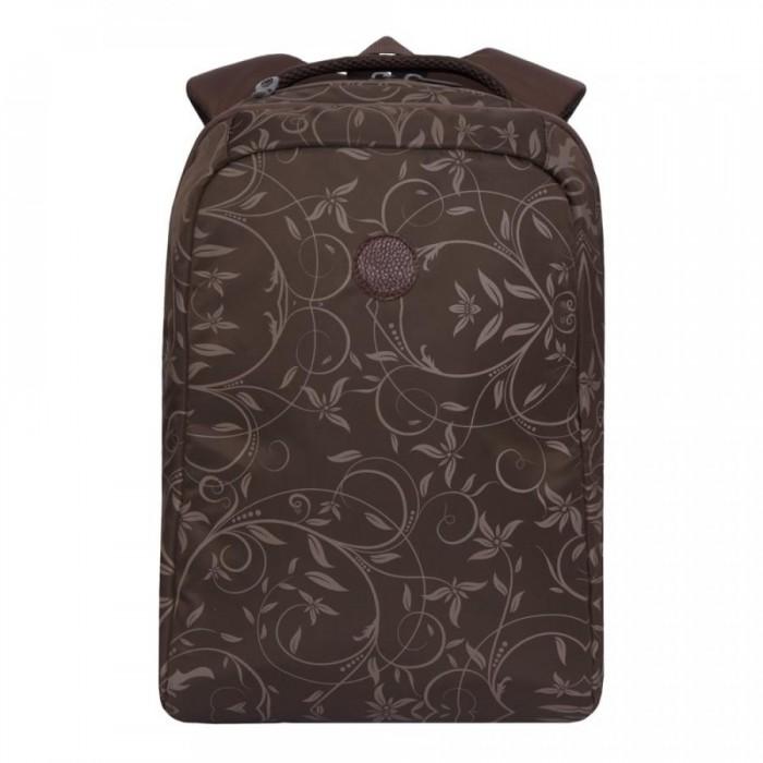 Купить Школьные рюкзаки, Grizzly Рюкзак Орнамент RD-044-5