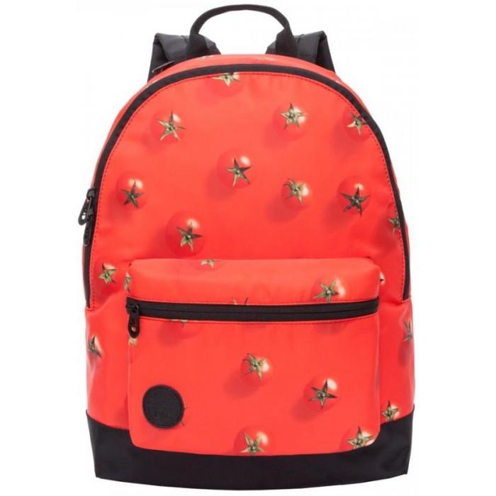 Картинка для Школьные рюкзаки Grizzly Рюкзак Помидоры
